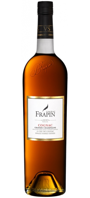 "Коньяк ""Frapin"" 1270, Grande Champagne, 1 л"