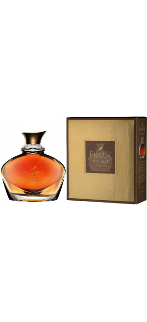 "Коньяк ""Frapin"" VIP XO Grande Champagne, Premier Grand Cru Du Cognac (with box), 0.7 л"