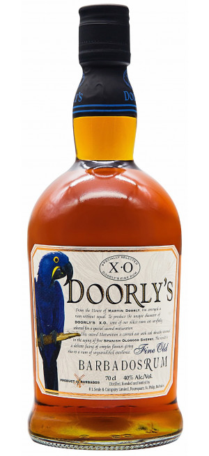 "Ром ""Doorly's"" XO, 0.7 л"
