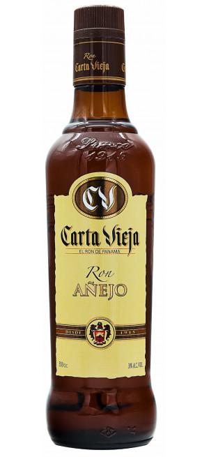 """Ром """"Carta Vieja"""" Anejo, 0.5 л"""