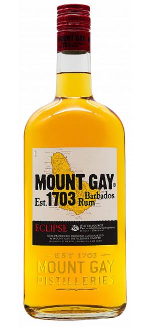 Ром Mount Gay, Eclipse, 0.7 л