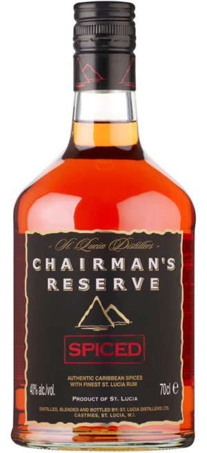 Ром Chairman's Reserve Spiced, 0.7 л