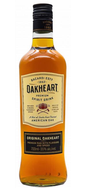 """Ром Bacardi """"OakHeart"""", 0.7 л"""