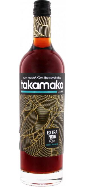 "Ром ""Takamaka"" Extra Noir, 0.05 л"