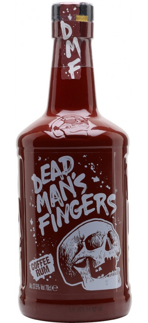 "Ром ""Dead Man's Fingers"" Coffee Rum, 0.7 л"