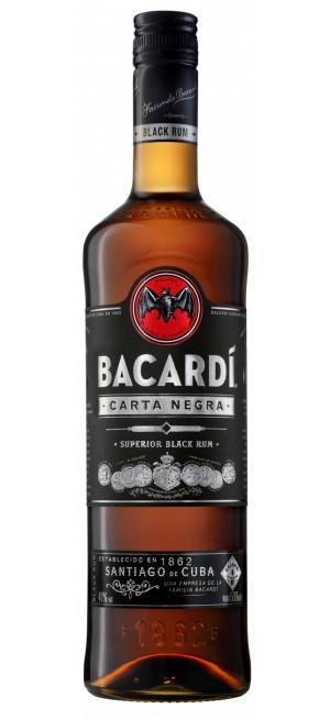 "Ром ""Bacardi"" Carta Negra, 0.5 л"