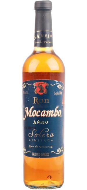 """Ром """"Mocambo"""" Solera Anejo, 0.75 л"""