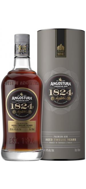 """Ром """"Angostura 1824"""" Aged 12 Years, 0.7 л"""