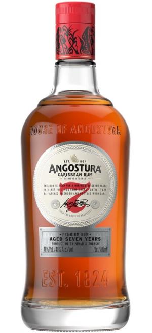 """Ром """"Angostura"""" Aged 7 Years, 0.7 л"""