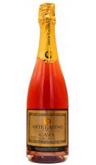 "Игристое вино ""Arte Latino"" Cava Rose Brut DO"