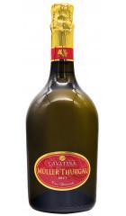 "Игристое вино ""Cavatina"" Muller Thurgau Brut, bottle ""Atmosphere"""