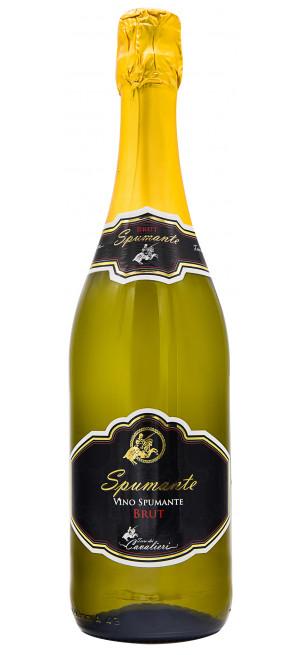 Игристое вино Terre dei Cavalieri, Spumante, 0.75 л