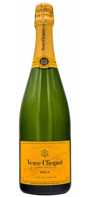 Шампанское Veuve Clicquot, Brut