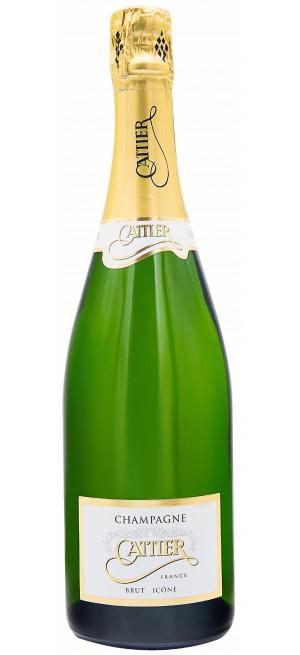 "Игристое вино Cattier, Brut ""Icone"", Champagne AOC"