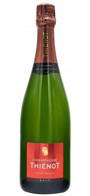 Шампанское Champagne Thienot, Brut, AOC, gift box