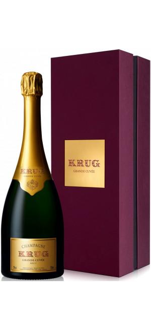 """Шампанское Krug, """"Grande Cuvee"""", gift box, 0.75 л"""