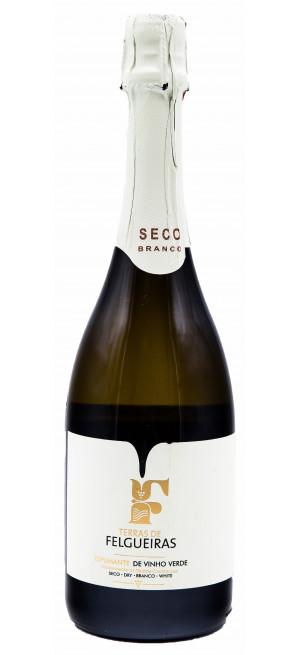 "Игристое вино ""Terras de Felgueiras"" Espumante Branco, Vinho Verde DOC"