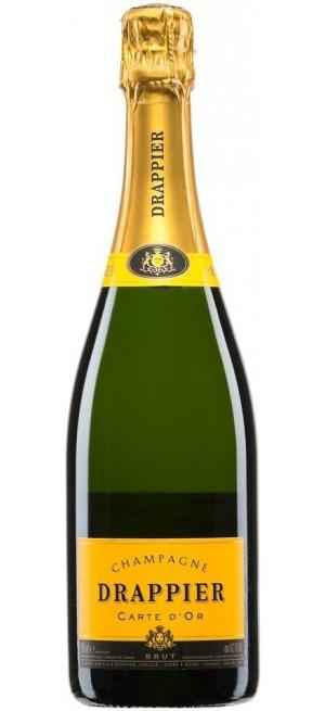 "Шампанское Champagne Drappier, ""Carte d'Or"" Brut, Champagne AOC 0.75 л"
