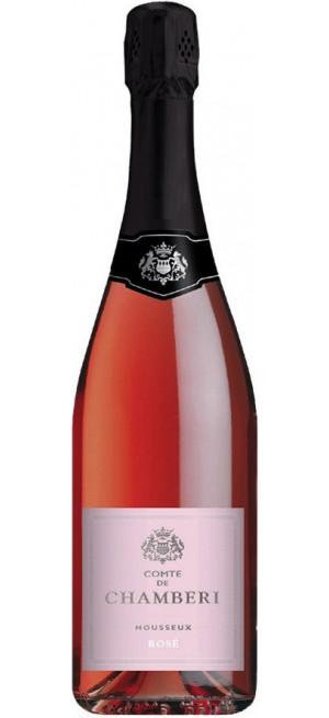 "Игристое вино ""Comte de Chamberi"" Rose Sec, 0.75 л"