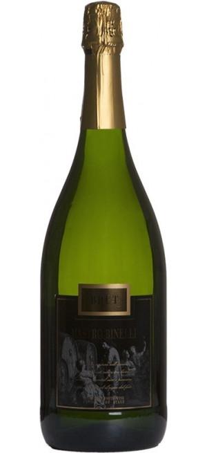 """Игристое вино """"Mastro Binelli"""" Brut, 1.5 л"""