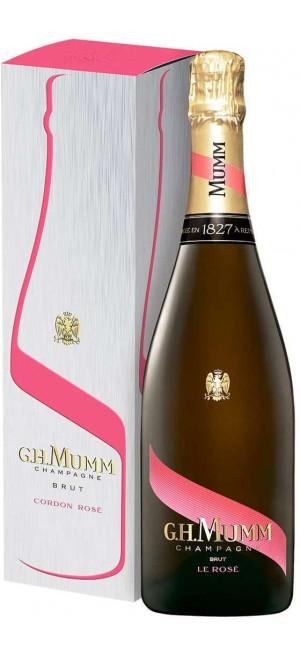 Шампанское Mumm, Rose, gift box, 0.75 л