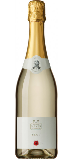 Игристое вино Mayer am Pfarrplatz, Sekt Brut, 0.75 л