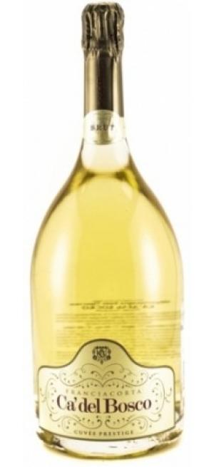 "Игристое вино Franciacorta Brut DOCG ""Cuvee Prestige"", 1.5 л"