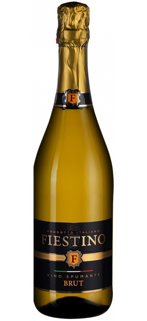 "Игристое вино ""Fiestino"" Brut, 0.75 л"