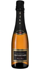 "Игристое вино ""Балаклава"" Брют Розе Резерв, 375 мл"