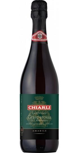 Игристое вино Lambrusco Grasparossa di Castelvetro DOC, 0.75 л