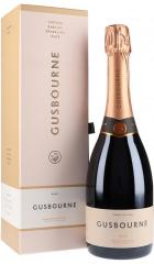 Игристое вино Gusbourne, Rose, 2015, gift box, 0.75 л