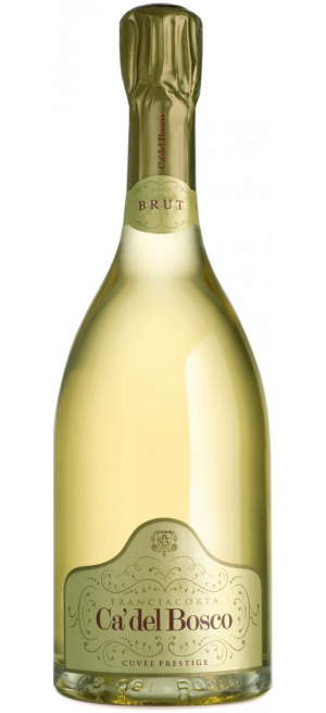 "Игристое вино Franciacorta Brut DOCG ""Cuvee Prestige"", 0.75 л"
