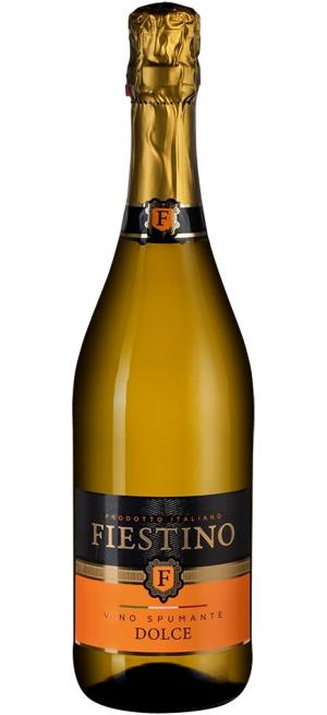 "Игристое вино ""Fiestino"" Dolce, 0.75 л"