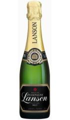"Шампанское Lanson, ""Black Label"" Brut, 375 мл"