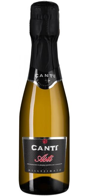 Игристое вино Canti, Asti DOCG, 2017, 200 мл