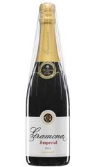 """Игристое вино Gramona, Cava """"Imperial"""" Gran Reserva DO, 2014, 0.75 л"""