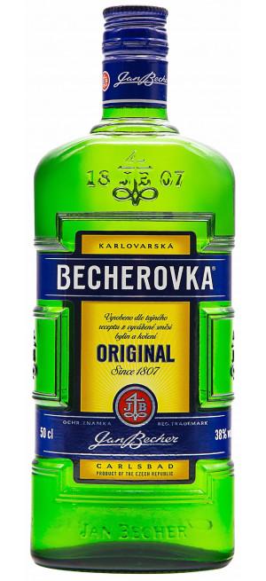 """Ликер """"Becherov..."""