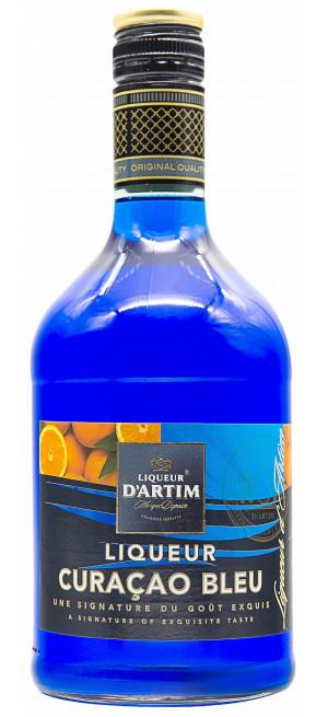 "Ликер Cooymans, ""D'Artim"" Blue Curacao, 0.7 л"