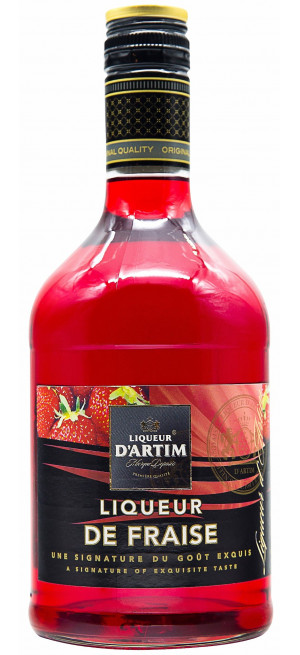 "Ликер Cooymans, ""D'Artim"" Strawberry, 0.7 л"