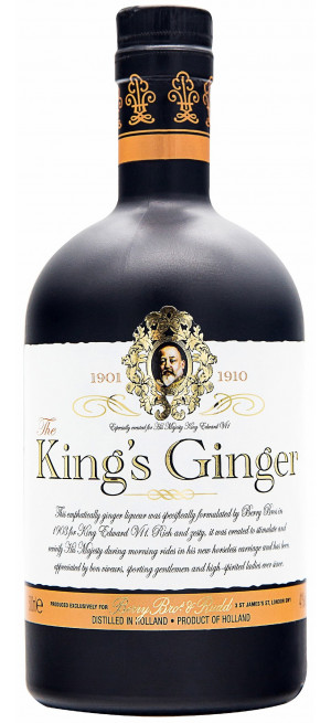Ликер King'S Ginger, 0.5 л