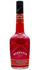Ликер Wenneker, Strawberry, 0.7 л