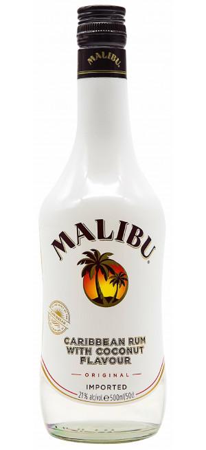 """Ликер """"Malibu&q..."""