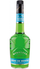 Ликер Wenneker, Creme de Menthe, 0.7 л