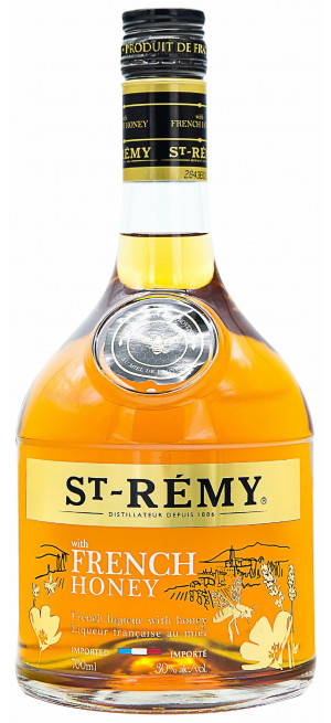 "Ликер ""Saint-Remy"" with French Honey, 0.7 л"