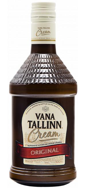 """Ликер """"Vana Tallinn"""" Cream, 0.5 л"""