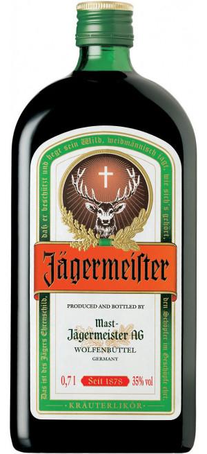 """Ликер """"Jagermeister"""", 0.5 л"""