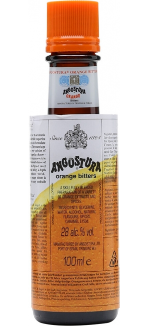 "Ликер ""Angostura"" Orange Bitters, 100 мл"