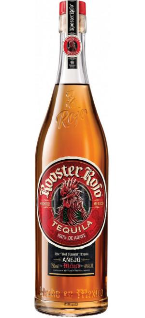 """Текила """"Rooster Rojo"""" Anejo, 0.7 л"""