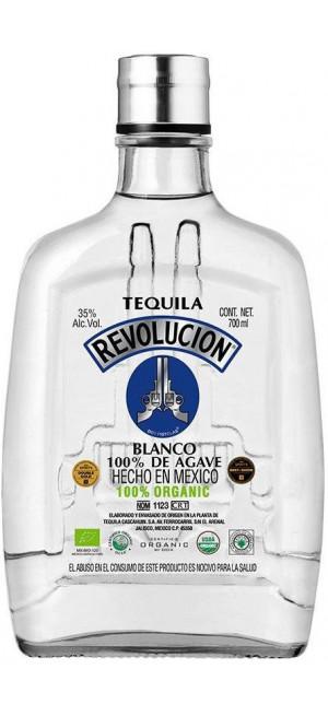 """Текила """"Revolucion"""" Blanco, 50 мл"""