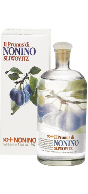 Аквавит Il Prunus di Nonino, gift box, 0.7 л